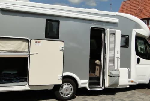 Wohnmobil mieten in Lingen von privat | Forster Forster