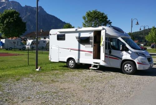Wohnmobil mieten in Kaufbeuren von privat | Fiat Ducato Sunny