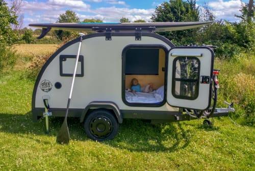 Wohnmobil mieten in Probsteierhagen von privat | Martz Teardrop