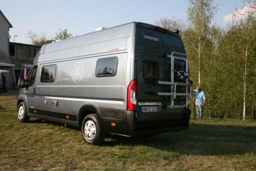 Wohnmobil mieten in Müglitztal von privat | Fiat Ducato HBN-E1216