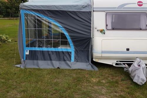 Wohnmobil mieten in Neu Gülze von privat   Bürstner Camperfreund
