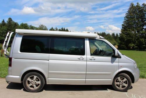Wohnmobil mieten in Tutzing von privat | VW Unser Bus