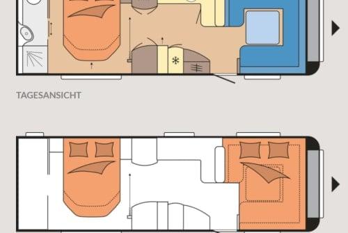 Wohnmobil mieten in Wuppertal von privat | Hobby Vlobby