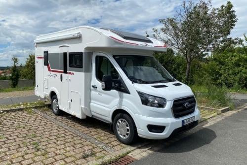 Wohnmobil mieten in Stegaurach von privat | Roller Team Kronos