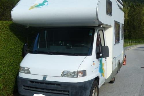 Wohnmobil mieten in Garmisch-Partenkirchen von privat | Knaus Puffo