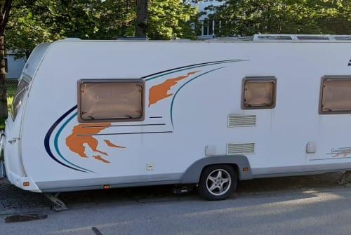 Wohnmobil mieten in München von privat | Dethleffs Summer Camper