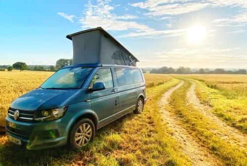 Wohnmobil mieten in Berlin von privat | VW  Karlchen