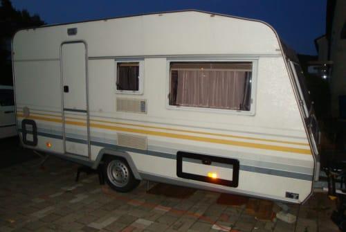 Wohnmobil mieten in Sindelfingen von privat   Knaus das Tu Tu Mobil