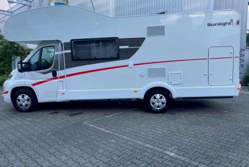 Wohnmobil mieten in Deizisau von privat | Fiat Kan-Caravaning