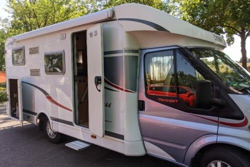 Wohnmobil mieten in Heddesheim von privat | Carado Ani