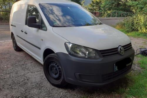 Wohnmobil mieten in Heidelberg von privat | VW Caddy Maxi