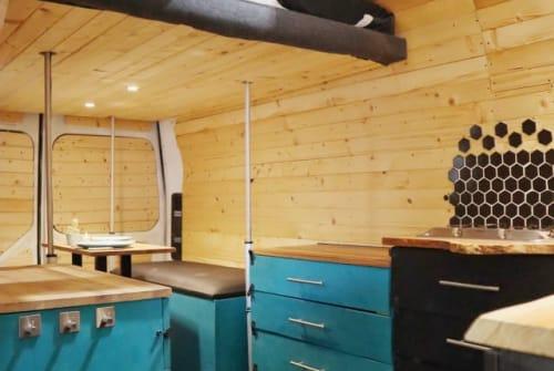 Wohnmobil mieten in Bruchsal von privat   Opel Classic