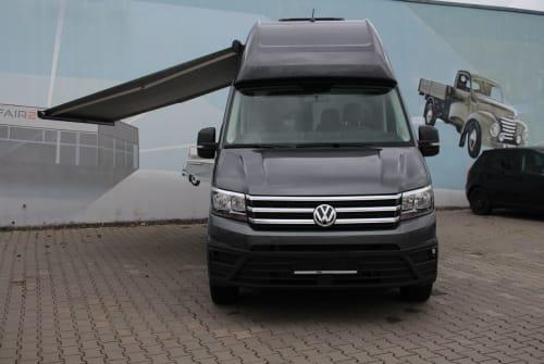 Wohnmobil mieten in Leipzig von privat | Volkswagen GrandCalifornia