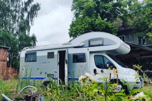 Wohnmobil mieten in Amelinghausen von privat | Bürstner Bruno