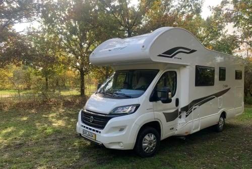 Wohnmobil mieten in Eberswalde von privat | Fiat Glücksbringer