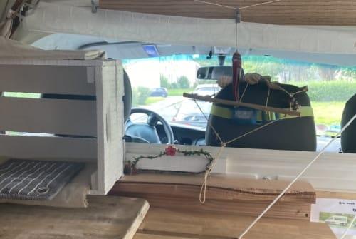 Wohnmobil mieten in Wilhelmshaven von privat | Hyundai Hella