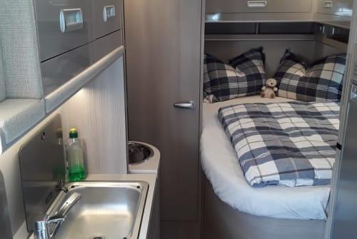Wohnmobil mieten in Niebüll von privat | Globe Traveler Globe Traveler