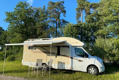 Wohnmobil mieten in Cham von privat | Ahorn Ahorn Alaska TE