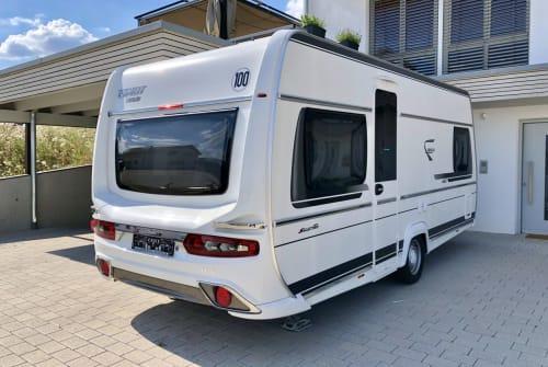 Wohnmobil mieten in Ilsfeld von privat | Fendt Schwalbennest