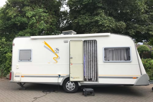 Wohnmobil mieten in Gettorf von privat | Knaus Klausknaus