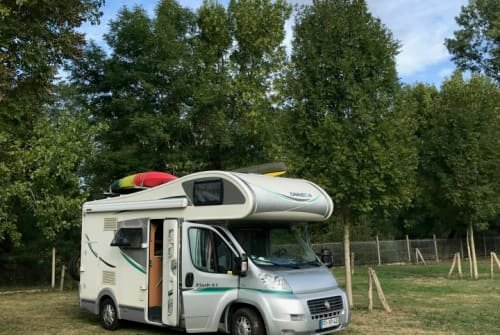 Wohnmobil mieten in Freiburg im Breisgau von privat | Peugeot Ducato Paulchen