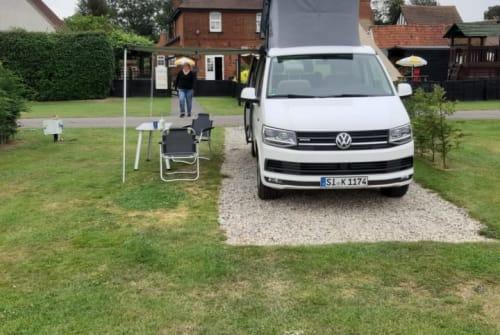 Wohnmobil mieten in Siegen von privat   VW T6  Cali
