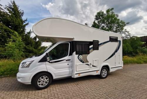 Wohnmobil mieten in Clausthal-Zellerfeld von privat | Ford Relaxo!