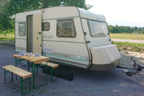 Wohnmobil mieten in Durbach von privat | Caravelair Bamba