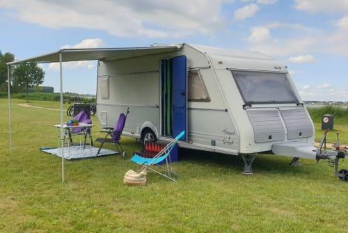 Wohnmobil mieten in Bergen op Zoom von privat | KIP Caravans Pipowagen MOVER