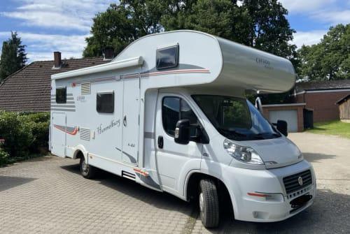 Wohnmobil mieten in Buchholz in der Nordheide von privat | Carado Hummelburg