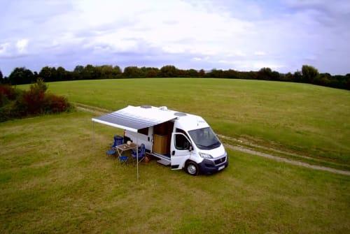 Wohnmobil mieten in Herford von privat | Weinsberg  Vince the Van