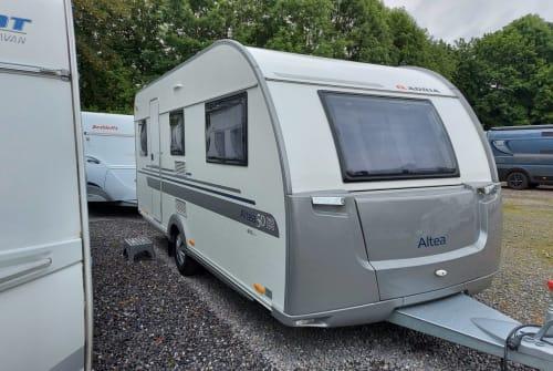Wohnmobil mieten in Chemnitz von privat | Adria 50 Jahre Adria
