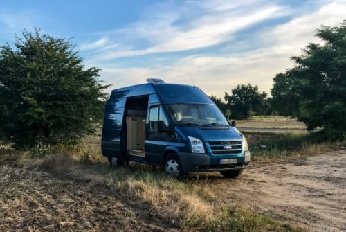 Wohnmobil mieten in Darmstadt von privat | Ford  Wursti