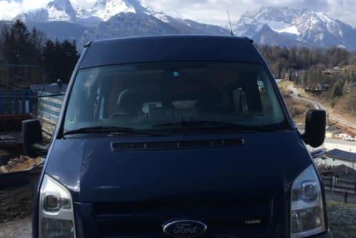 Wohnmobil mieten in Berchtesgaden von privat | Ford BrummBrumm