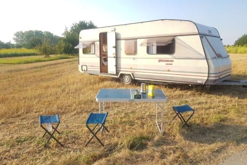 Wohnmobil mieten in Mannheim von privat | LMC Tiny Lena