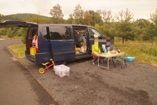 Wohnmobil mieten in Zwickau von privat | Peugeot  Expert