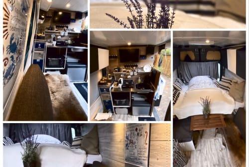 Wohnmobil mieten in Bad Vilbel von privat | Mercedes Benz Nightliner