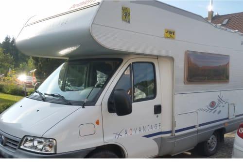 Wohnmobil mieten in Engen von privat | Dethleffs  Advantage 5,78m Busti
