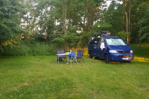 Wohnmobil mieten in Köln von privat | VW Bulli Blues