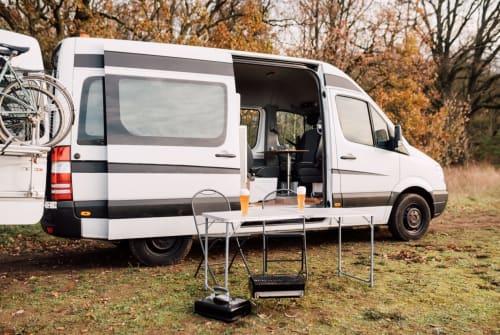 Wohnmobil mieten in Berlin von privat | Mercedes  KBljau