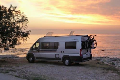 Wohnmobil mieten in Egling von privat | Pössl  Carpe Diem