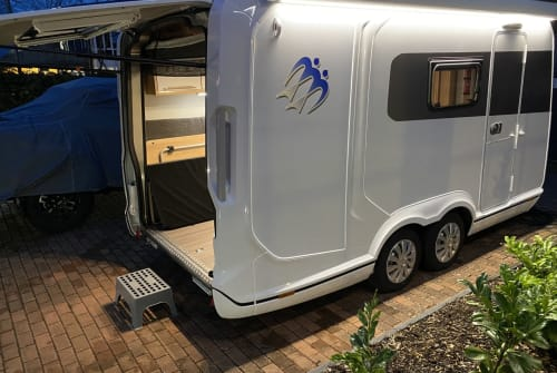 Wohnmobil mieten in Rotenburg von privat   Knaus Deseo 400 TR