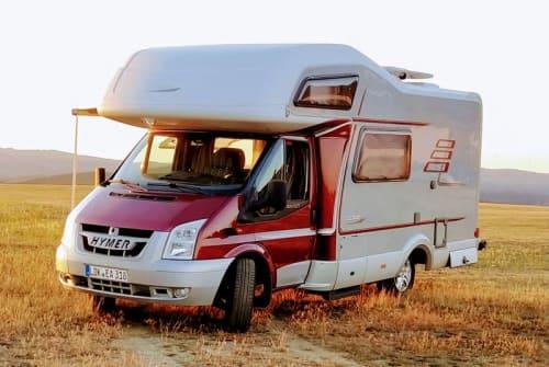 Wohnmobil mieten in Eschenburg von privat | Ford Transit Roady