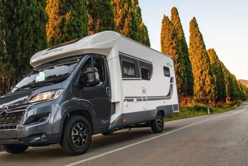 Wohnmobil mieten in Urbar von privat   Giottiline >>Modell 2021 Giotti NEU 2021