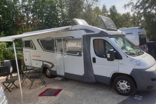 Wohnmobil mieten in Roth von privat   Fiat Weißes