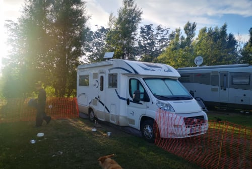 Wohnmobil mieten in Schlitz von privat | XGO RUMTREIBER 2.0