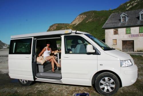 Wohnmobil mieten in Fulda von privat | Volkswagen  T5 Cali
