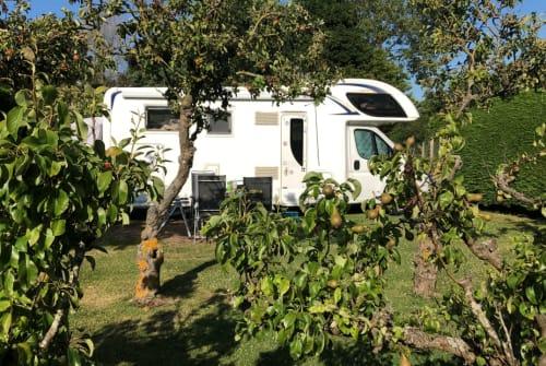 Wohnmobil mieten in Frankfurt am Main von privat | McLouis Familiencamper