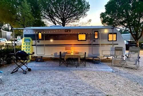 Wohnmobil mieten in Dinkelsbühl von privat | Adria Glampingking