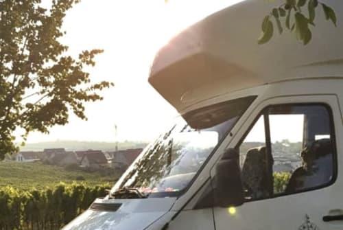 Wohnmobil mieten in Bitburg von privat | Mercedes Benz Jupp